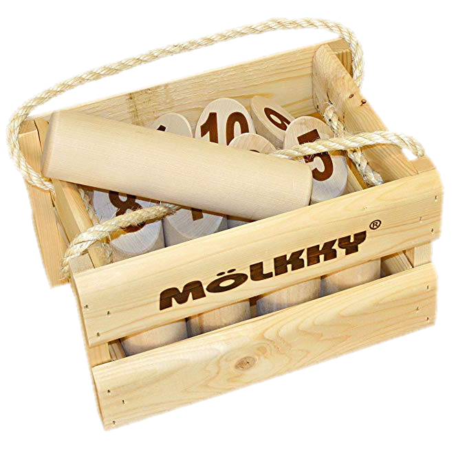 Edition Luxury de Mölkky