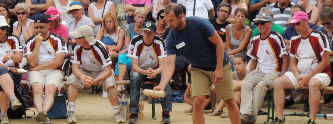 World Championship Mölkky 2016 in Le Rheu, France